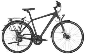 Quest Vélo de trekking Crosswave 464803805086 Tailles du cadre 50 Couleur antracite Photo no. 1