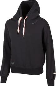 Gobby Sweater Felpa con cappuccio RAGWEAR 466723900520 Taglie L Colore nero N. figura 1