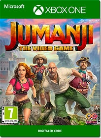 Xbox One - Jumanji: The Videogame Box 785300148235 Photo no. 1