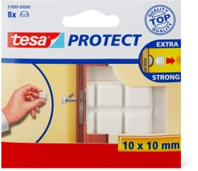 Schutzpuffer, weiss Tesa 663077100000 Bild Nr. 1