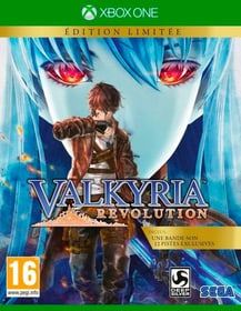 Xbox One - Valkyria Revolution - Day One Edition Box 785300122280 N. figura 1