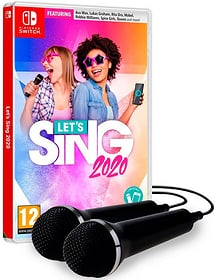 NSW - Let's Sing 2020 + 2 Mics Box 785300146827 Photo no. 1