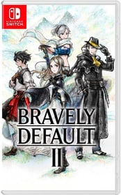 NSW - Bravely Default 2 Box Nintendo 785300156554 Photo no. 1