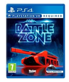 PS4 - Battlezone VR Box 785300121787 Photo no. 1