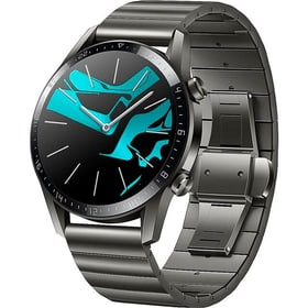 WATCH GT2 46MM ELITE (Titanium Gray Metal Strap) Smartwatch Huawei 785300153692 Photo no. 1