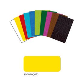 Papier à dess A4, jaune
