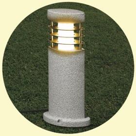 LVS LAMPE POUR JARDIN OVALE, 11 W/230 V Do it + Garden 61305530000008 Photo n°. 1