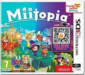 3DS - Miitopia D Box 785300156808 N. figura 1
