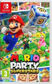 NSW - Mario Party Superstars Box Nintendo 785300160712 Photo no. 1