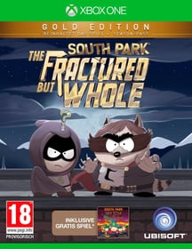 Xbox One - South Park - The Fractured But Whole - Gold Edition Box 785300129498 Bild Nr. 1