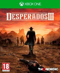 Xbox - Desperados 3 Box 785300153272 Bild Nr. 1