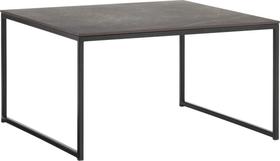 AVO Table basse 402150600000 Dimensions L: 65.0 cm x P: 65.0 cm x H: 35.8 cm Couleur Noir / Gris Photo no. 1