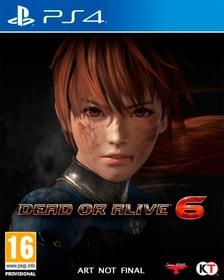 PS4 - Dead or Alive 6 I Box 785300141449 Photo no. 1