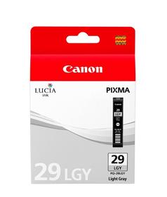 PGI-29LGY  gris clair Cartouche d'encre Canon 785300123934 Photo no. 1