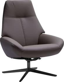 ARNOLD Sessel 402452507077 Grösse B: 78.0 cm x T: 89.0 cm x H: 97.0 cm Farbe Choco Bild Nr. 1