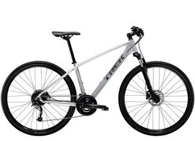 Dual Sport 3 Trekkingbike Trek 463358000587 Farbe silberfarben Rahmengrösse L Bild Nr. 1