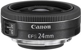 Canon EF-S 24mm f/2.8 STM Objektiv Canon 95110044925415 Bild Nr. 1