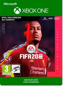 FIFA 20: Champions Edi 785300150438 Photo no. 1