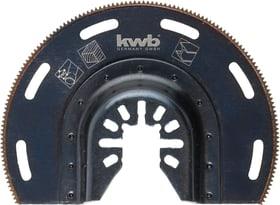 Bimétal, semi-circulaire, 87 mm, 1 pc. Lames de scie plongeante kwb 610515900000 Photo no. 1