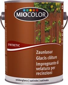 Zaunlasur Braun 2.5 l Dauerschutzlasur Miocolor 676776000000 Bild Nr. 1