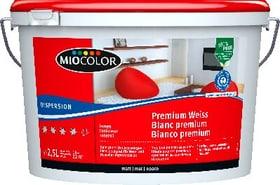 Dispersione Premium Bianco 2.5 l Dispersione Miocolor 660729700000 Contenuto 2.5 l N. figura 1