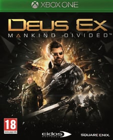 Xbox One - Deus Ex: Mankind Divided (Day One Edition)