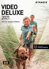 Video deluxe 2021 [PC] (D) Physisch (Box) Magix 785300155305 Photo no. 1