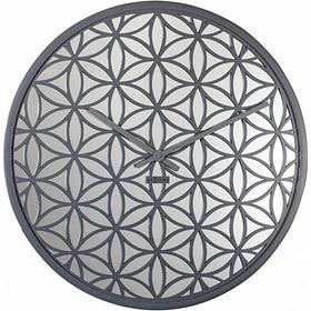 Orologio da parete Bella specchio grigio diam Horologe murale NexTime 785300138489 N. figura 1
