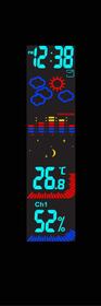 Funkwetterstation W185 Wetterstation Unitec 60277170000015 Bild Nr. 1