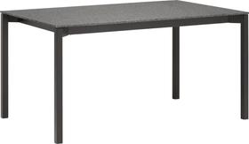MALO Table au jardin 408041814020 Dimensions L: 140.0 cm x P: 80.0 cm x H: 75.0 cm Couleur SUPREME BLACK Photo no. 1