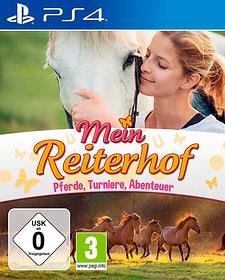 PS4 - Mein Reiterhof: Pferde, Turniere, Abenteuer D Box 785300155290 N. figura 1
