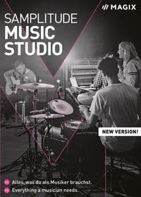 Samplitude Music Studio 2021 [PC] (D) Physisch (Box) Magix 785300155452 N. figura 1
