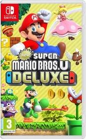 NSW - New Super Mario Bros. U Deluxe Box Nintendo 785300139163 Langue Français Plate-forme Nintendo Switch Photo no. 1