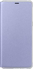 Neon Flip Cover violet Coque Samsung 785300132012 Photo no. 1