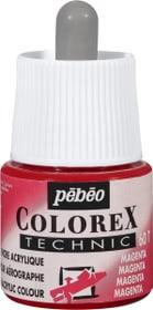 Pébéo Colorex Pebeo 663511506000 Farbe Rot Bild Nr. 1