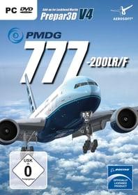 PC - PMDG 777-200 V4 (D) Box 785300131829 Photo no. 1