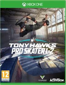 Xbox One- Tony Hawk`s Pro Skater 1&2 F Box 785300153081 Lingua Francese Piattaforma Microsoft Xbox One N. figura 1