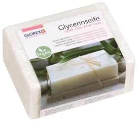 Savon de glycérine Aloe Vera 500g opaque Glorex Hobby Time 665485600010 Contenu 500g Photo no. 1