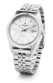 ASCONA weiss Armbanduhr Alpha Basic 76051550000008 Bild Nr. 1