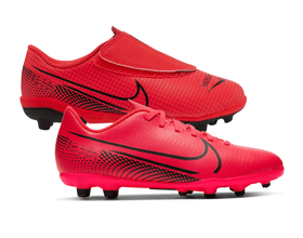 Mercurial Vapor 13 Club MG Chaussure de football Nike 460694932030 Taille 32 Couleur rouge Photo no. 1