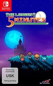 NSW - The Longest Five Minutes E/D Box 785300130310 Photo no. 1