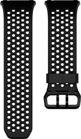 Ionic Schwarz / Dunkelgrau Sportarmband Fitbit 785300131147 Bild Nr. 1