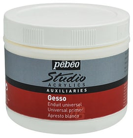 Arcylics Gesso weiss Pebeo 663534300000 Contenu 500ml Photo no. 1