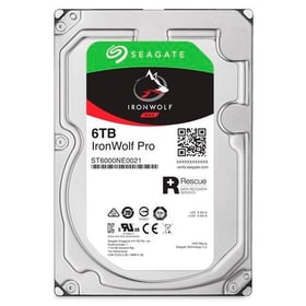 IronWolf PRO 6TB disco rigido interno SATA 3.5""