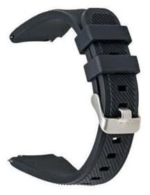 Armband Silikon für Gear S3 schwarz 9000037929 Bild Nr. 1