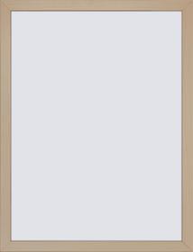 DA VINCI Cadre 439001904014 Couleur Naturel Dimensions L: 42.6 cm x P: 2.8 cm x H: 52.6 cm Photo no. 1