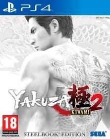 PS4 - Yakuza Kiwami 2 Steelbook Edition (I) Box 785300135454 Photo no. 1