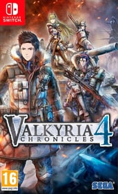 NSW - Valkyria Chronicles 4 - Limited Edition (F) Box 785300137517 Photo no. 1
