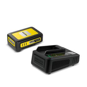 Starter Kit Battery Power 18/25 Batteria di ricambio Kärcher 616897400000 N. figura 1