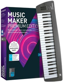 PC - Music Maker 2018 Control Edition (D)